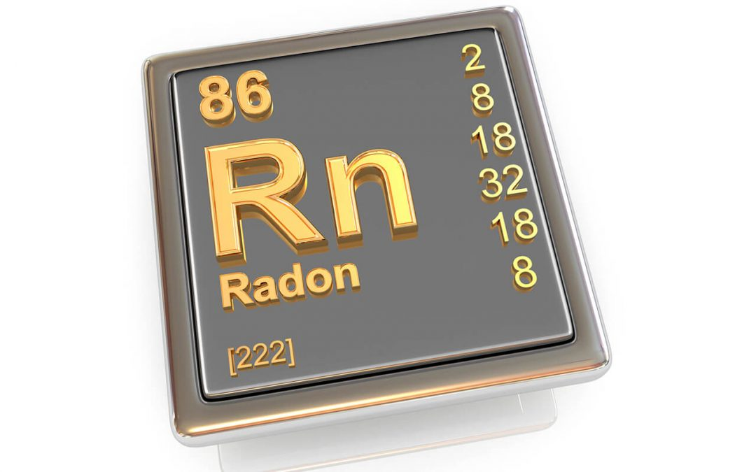 High Levels of Radon In the Home