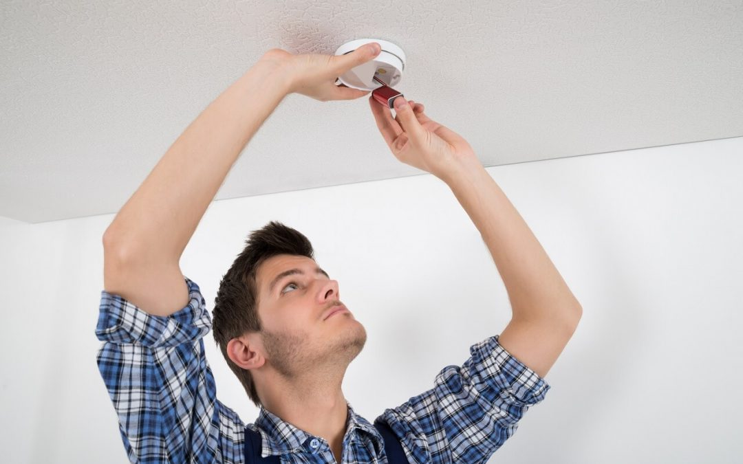 proper installation of smoke detectors