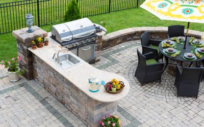 5 Outdoor Kitchen Ideas