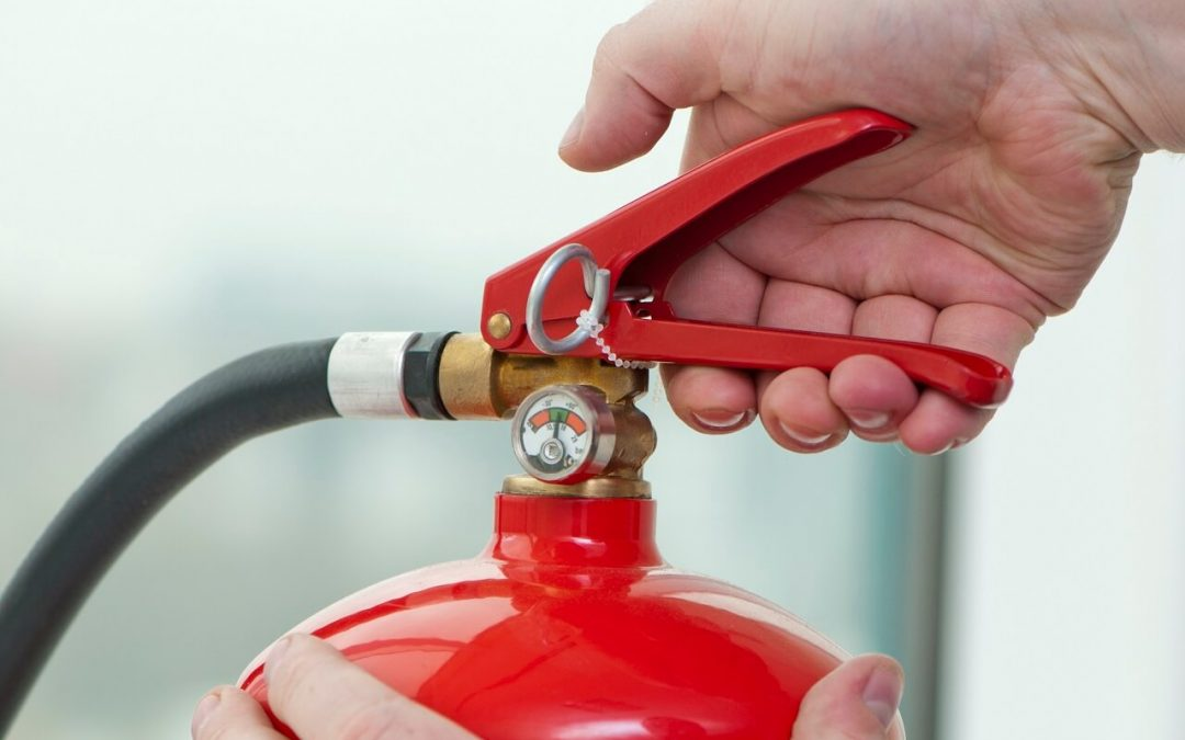 fire extinguishers are essential for fire safety